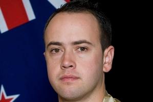 Lance Corporals Pralli Durrer was killed in an exchange of fire. Photo / Supplied