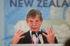 Reserve Bank Governor Graeme Wheeler. Photo / Mark Mitchell