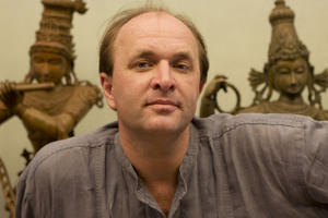 William Dalrymple. Photo / Karoki Lewis