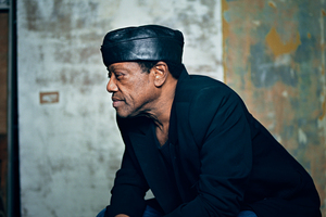 Bobby Womack. Photo / Supplied