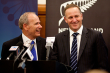 Auckland mayor Len Brown is offering a sense of direction and Prime Minister John Key should not stop him. Photo / Dean Purcell