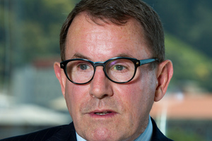 John Banks. Photo / Mark Mitchell