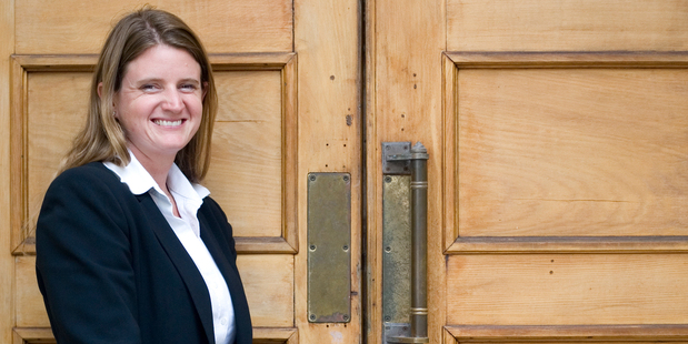 Christina Domecq has been appointed head of NZ Post's directories firm. Photo / Dean Purcell