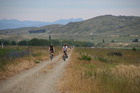 Central Otago is a big country of epic landscapes, and the rail trail shows it off dramatically - especially when the weather is fine and the wind isn't blowing.