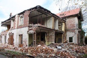 Insurance policies have been changed in the wake of the Christchurch quake. Photo / Christchurch Star