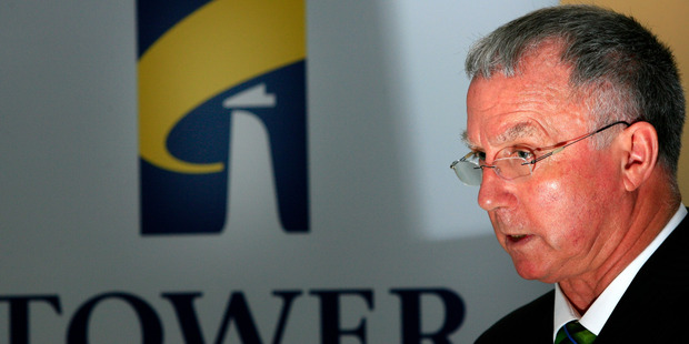 Rob Flannagan has has led Tower for seven years. Photo / Martin Sykes