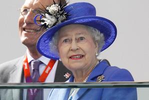 Queen Elizabeth II. Photo / Mark Mitchell