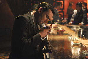 John Hamm as Don Draper in Mad Men. Photo / Supplied