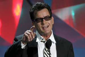 Charlie Sheen Photo / AP
