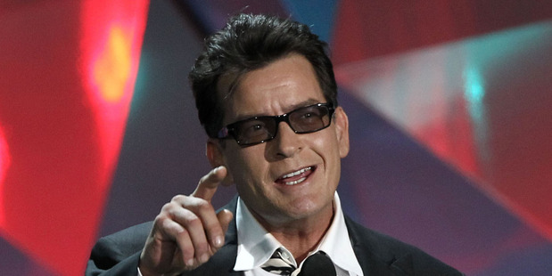 Charlie Sheen is reportedly set to make $150 million from his sitcom Anger Management. Photo / AP