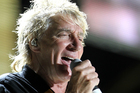Rod Stewart is to release his first album of new songs for 20 years. Photo / HBT