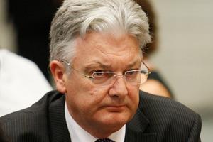 Peter Dunn. Photo / NZPA