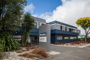 Harcourts' national head office at 7-9 Alpers Ave, Newmarket.
