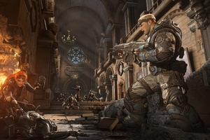 Gears of War: Judgment goes deeper and hits harder than its predecessors. Photo / Supplied