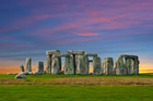 The stones of Stonehenge were dragged from Wales to Wiltshire, perhaps for their perceived magical qualities. Photo / Thinkstock