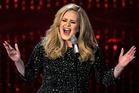 Adele. Photo/AP