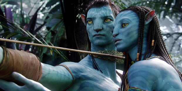 A scene from Avatar. Photo/supplied