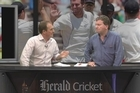 Herald cricket scribes David Leggat and Andrew Alderson give their expert opinion on the upcoming third test match between the Black Caps and England at Eden Park.