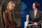 Lena Heady (left) plays the cruel Queen Cersei in <I>Game of Thrones.</i> Julia Gillard plays hardball in Aussie politics. Photo / AP