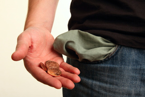 Some organisations are profiting from financially challenged people. Photo / Thinkstock