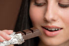 Eating a single chocolate bar has a direct effect on the brain and may cut the risk of stroke.Photo / Thinkstock