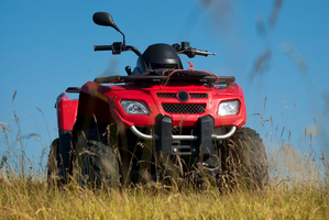 Stolen bike sellers could target the farmers they sold them to, stealing the bike back along with other farm equipment. Photo / Thinkstock