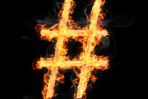 What does the hashtag mean?Photo / Thinkstock