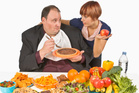 Do you want your partner to lose weight?Photo / Thinkstock