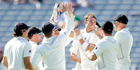 View: Top images: Black Caps v England