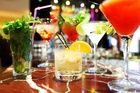 Cocktails are easier to match to food than wine. Photo / Thinkstock