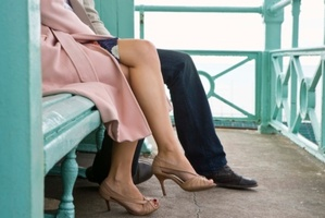 It may be that sitting in bad chairs for long periods is more to blame than what we are doing with our legs to cope. Photo / Thinkstock