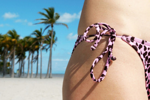 There could be infection dangers to hair removal down there.Photo / Thinkstock