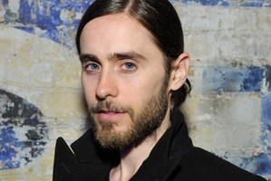 Jared Leto says he once received a human ear from a fan. Photo / AFP