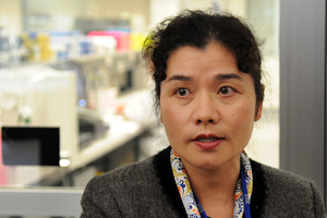 Dr Sue Huang is a virologist at the Institute of Environmental Science and Research.
