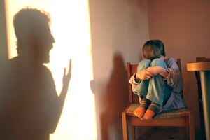 The clauses require judges to consider a list of factors, such as the frequency of the violence, before approving unsupervised contact between the allegedly violent parent & child. Photo / Thinkstock