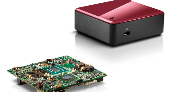Intel's NUC. Photo / Supplied