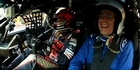 Watch: V8 Supercars: Whincup takes Len Brown for a Spin