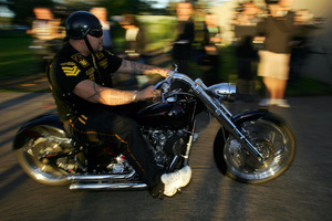 Australia is stepping up its war on bikie gangs with Prime Minister Julia Gillard proposing that new national powers based on FBI measures be introduced.  Photo / Getty Images