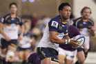 Christian Lealiifano is a good option for Fantasy players who are looking to replace Dan Carter or Patrick Lambie. Photo / Getty Images