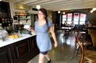 The Williamson Cafe in Ponsonby. Photo / Chris Gorman
