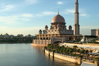 KL's Putrajaya National Mosque. Photo / Getty Images