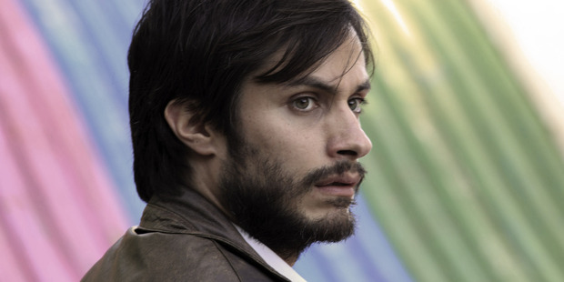 Gael Garcia Bernal plays an advertising executive in No. Photo / Supplied