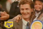 Mark Todd and the equestrian team have long links with Bell Tea. Photo / Supplied