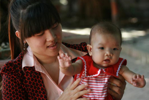 The West Pacific project covers mothers and babies in 37 countries including Vietnam.  Photo / Unicef