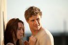 Saiorse Ronan and Max Irons in 'The Host'. Photo / Supplied