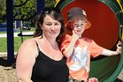 Tracey Lee and her son Maxwell. Photo / Bay of Plenty Times