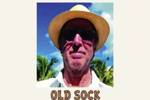 Album cover for Old Sock. Photo / Supplied
