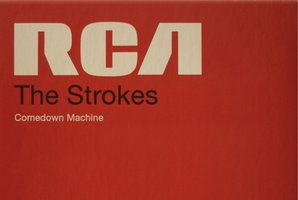 Album cover for Comedown Machine. Photo / Supplied