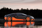 Bugatti Veyron. Photo / Supplied