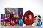Easter Eggs from the Warehouse. Photo / Chris Loufte